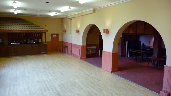 Melton Constable Country Club Hall